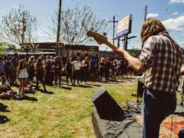 Outdoor Venue in Nashville Photo 2