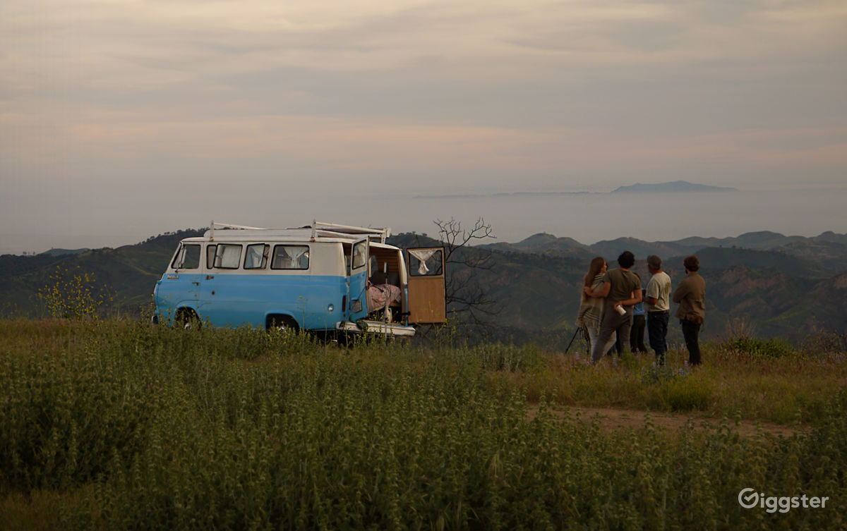 b146a47d404edb Beautiful Vintage 1966 Ford Econoline! transportation for filming in Los  Angeles
