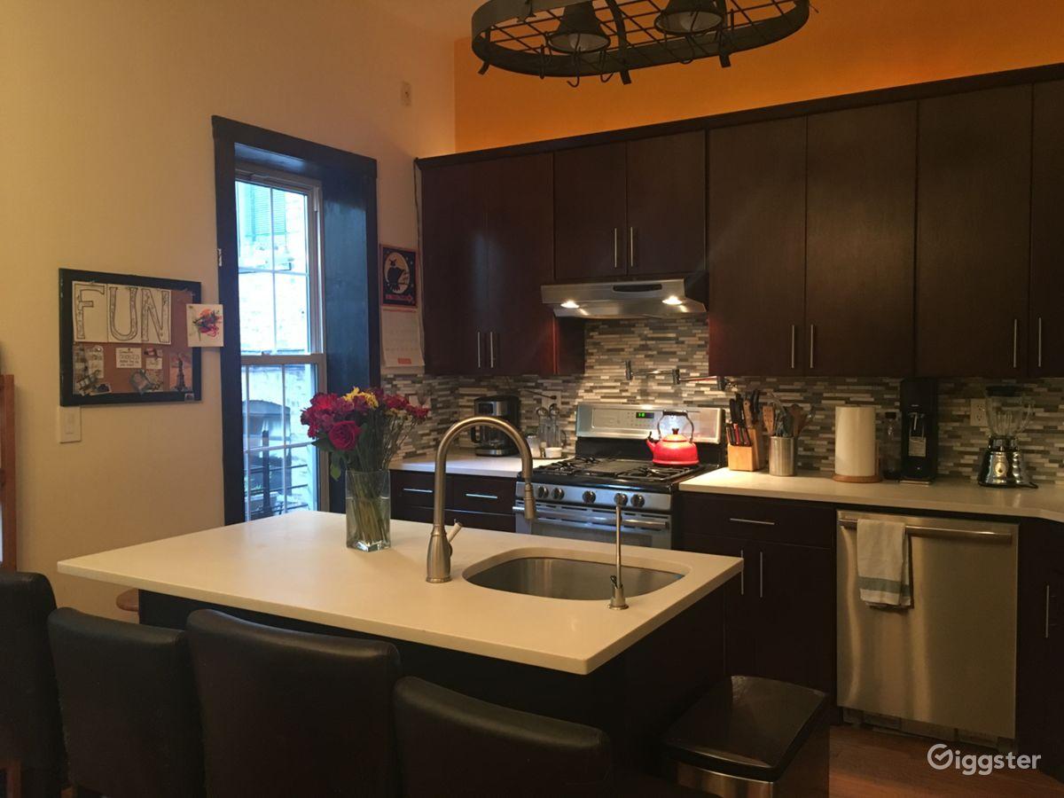 Rent Classic Brooklyn limestone Apartment, Loft or Penthouse, House ...