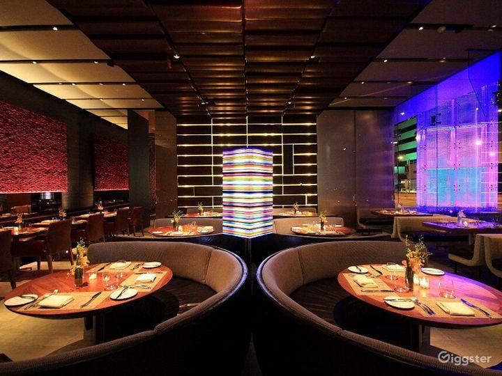 High-End Steakhouse