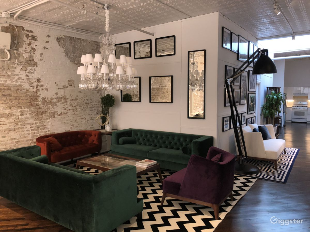 rent huge soho loft prime location w private rooftop apartment loft