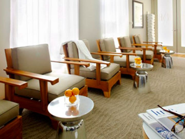 Nob Hill Spa Relaxation Room Photo 2