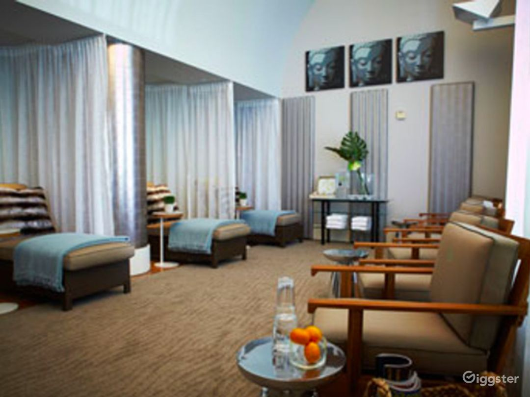 Nob Hill Spa Relaxation Room Photo 1