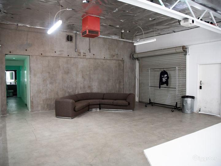 Pre-Liy Cyc Wall/ Creative Space/NoHo Photo 2