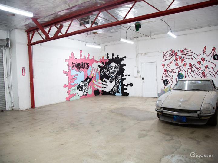 Pre-Liy Cyc Wall/ Creative Space/NoHo Photo 4