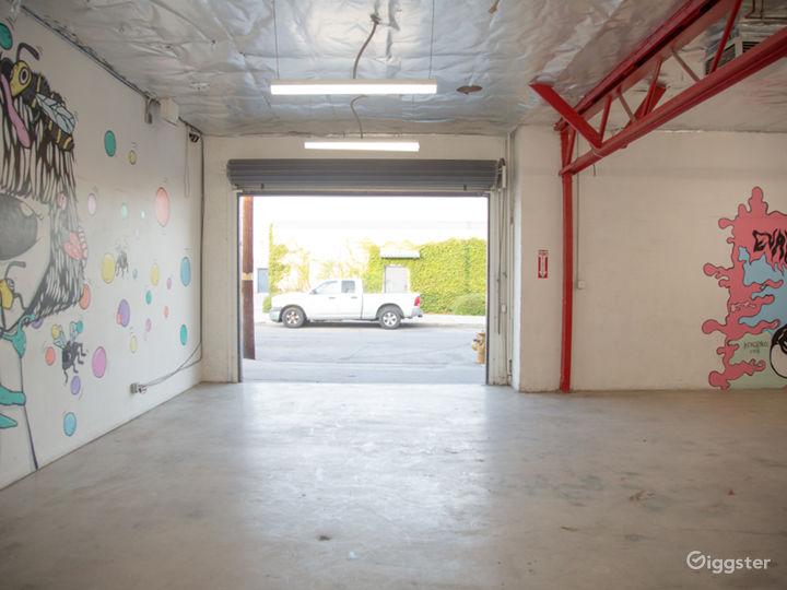 Pre-Liy Cyc Wall/ Creative Space/NoHo Photo 5
