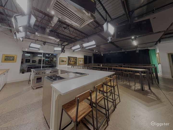 A Beautiful Kitchen Studio for Productions