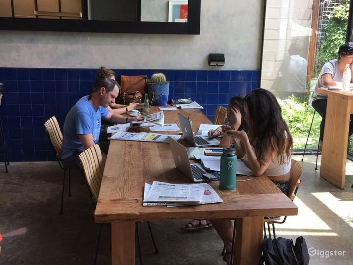 A Neighborhood Coffee & Bakeshop in Austin Photo 5
