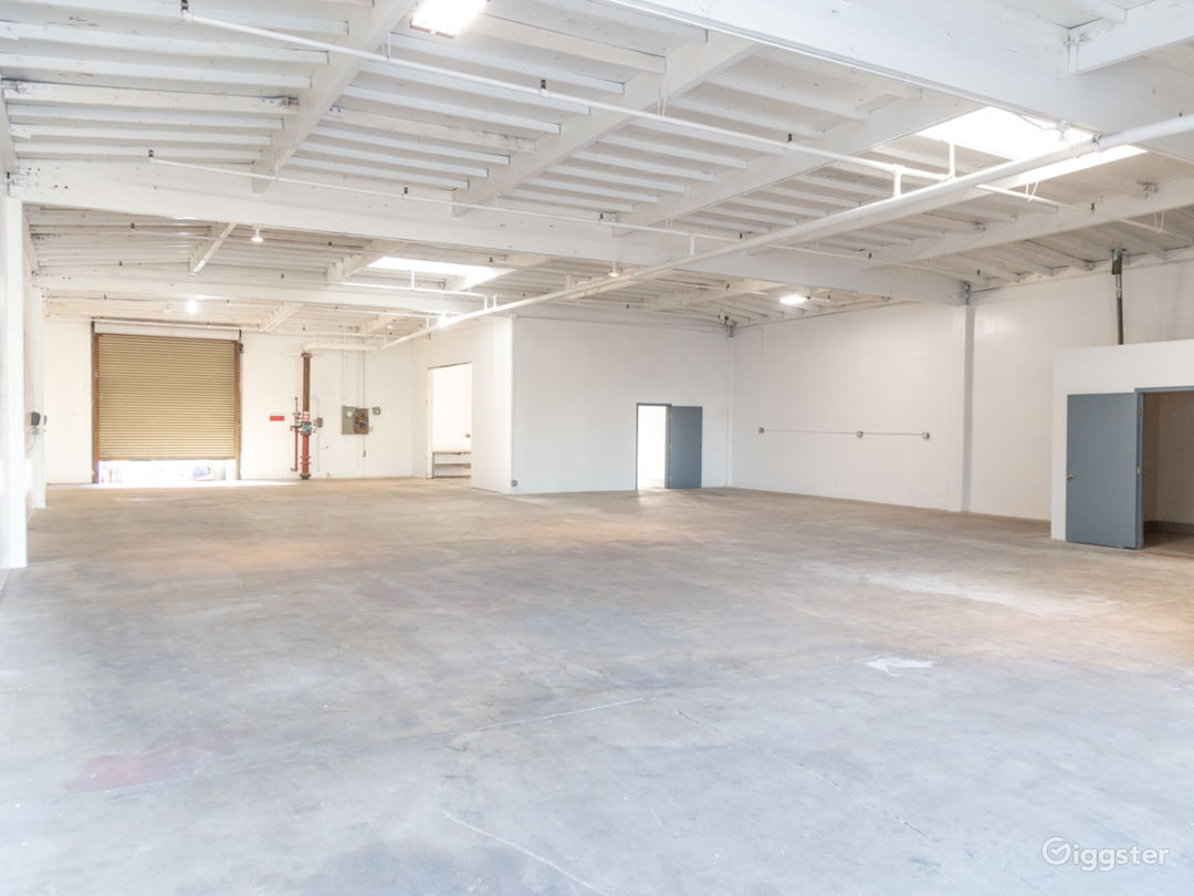 Raw Studio/Warehouse For Filming and Events Photo 1