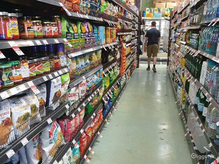 Spacious Health Food Store Perfect for Photoshoots and Productions in Simi Valley Photo 4