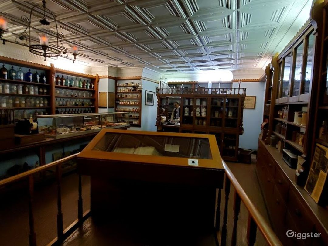 Dental and 19th Century Apothecary Exhibition Photo 1