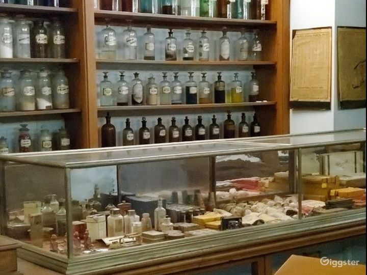 Dental and 19th Century Apothecary Exhibition Photo 3
