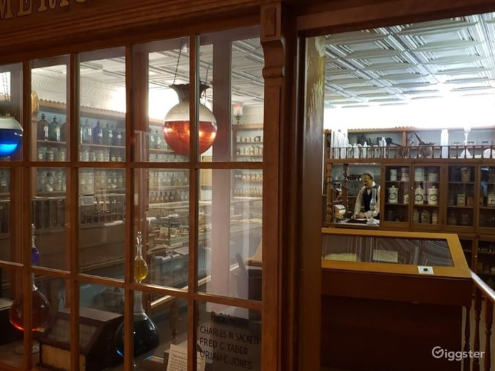 Dental and 19th Century Apothecary Exhibition Photo 5