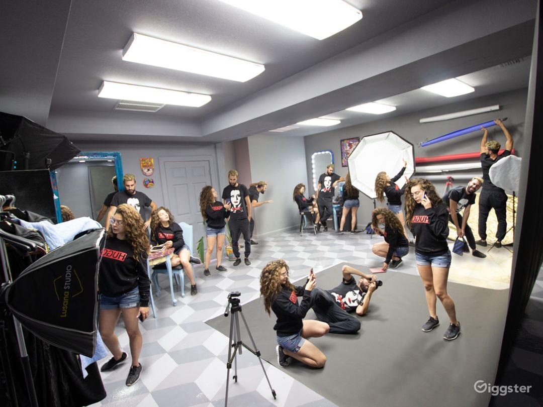 our main photo studio
