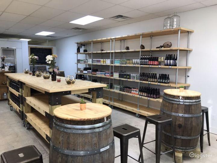Bottles and Barrels Indoor Dining Photo 2
