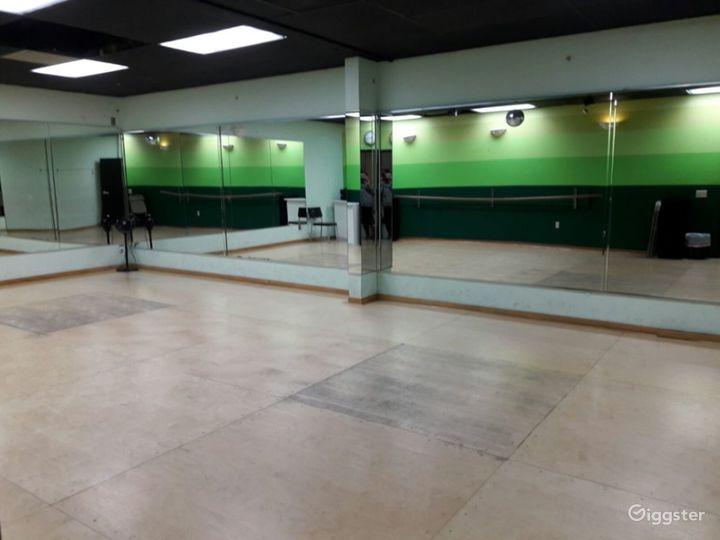 Spectacular Dance Room in Torrance