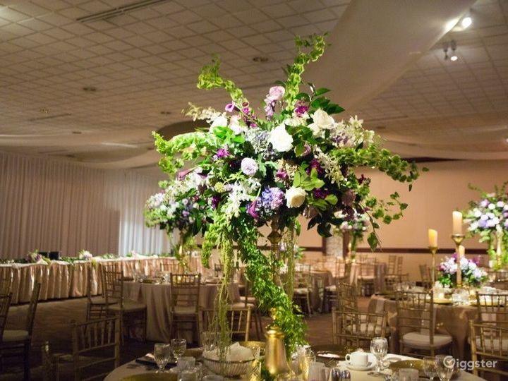 Spacious Grand Ballroom in Ohio Photo 4