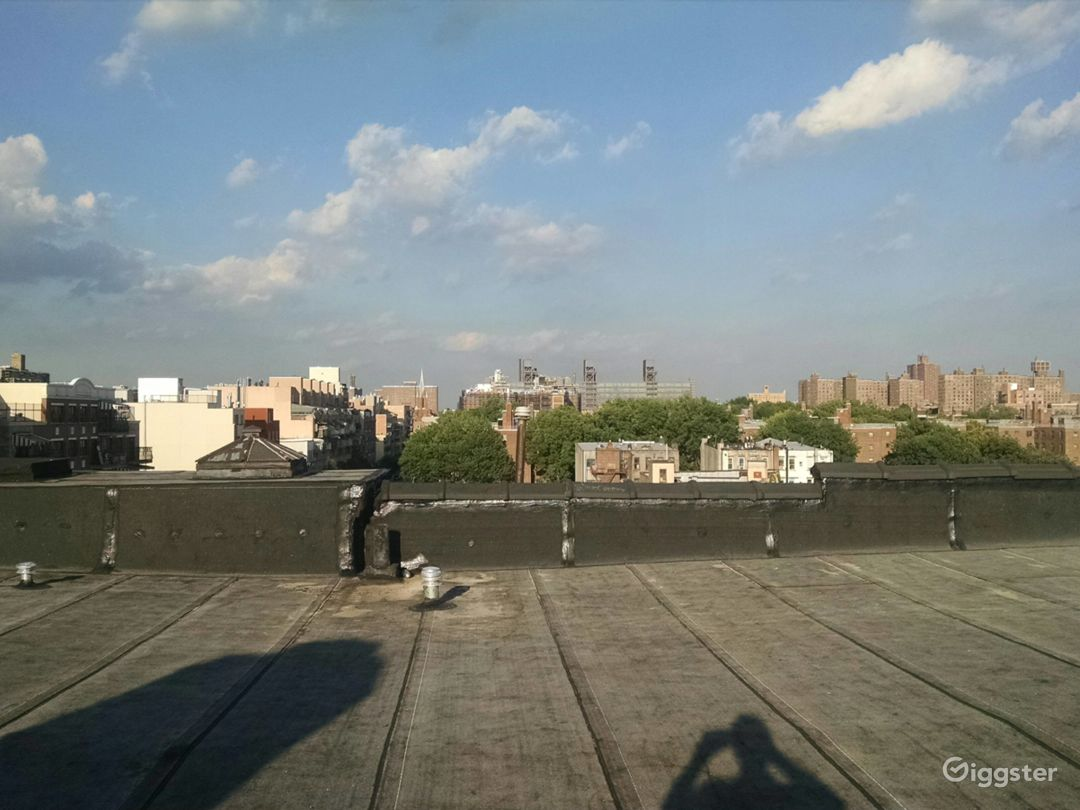 Large 4000 Sq Ft Rooftop in Brooklyn Photo 5