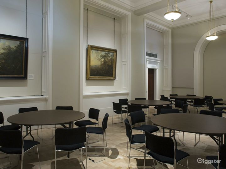 Wilkins Boardroom in The National Gallery, London Photo 3