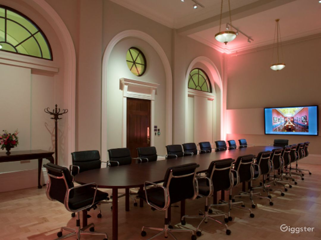 Wilkins Boardroom in The National Gallery, London Photo 1