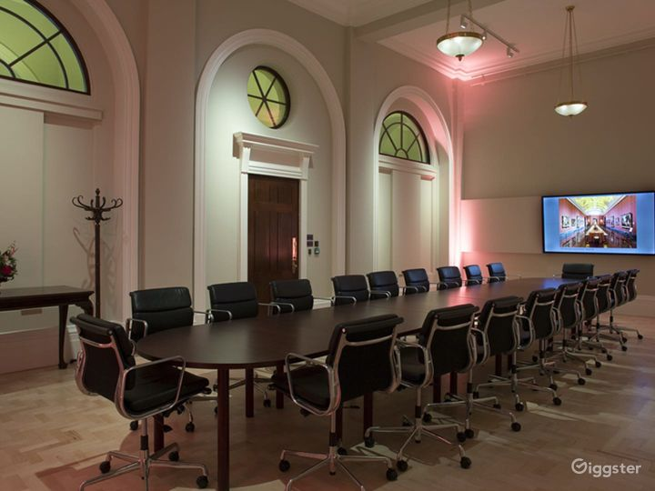 Wilkins Boardroom in The National Gallery, London Photo 4
