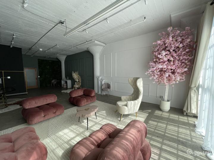 DTLA Arts District - Mid Century Modern Blossom Photo 4
