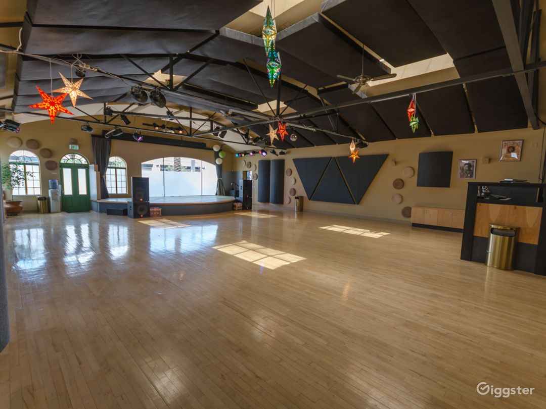 Main Event & Performance Hall - View 1