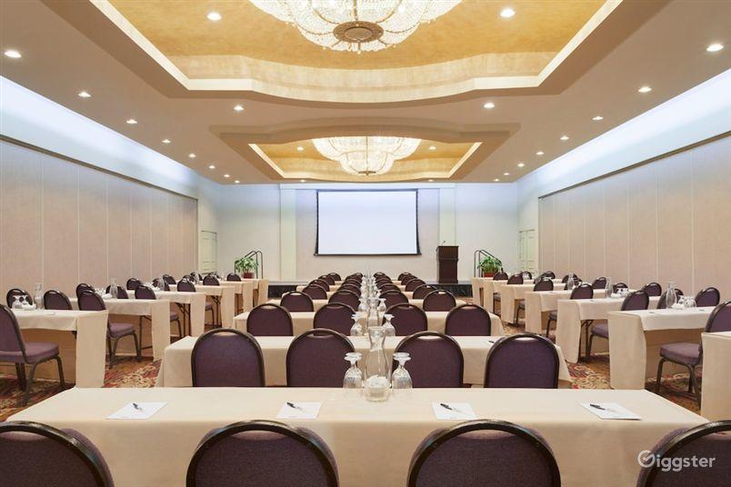 Conference Room in LA Photo 1