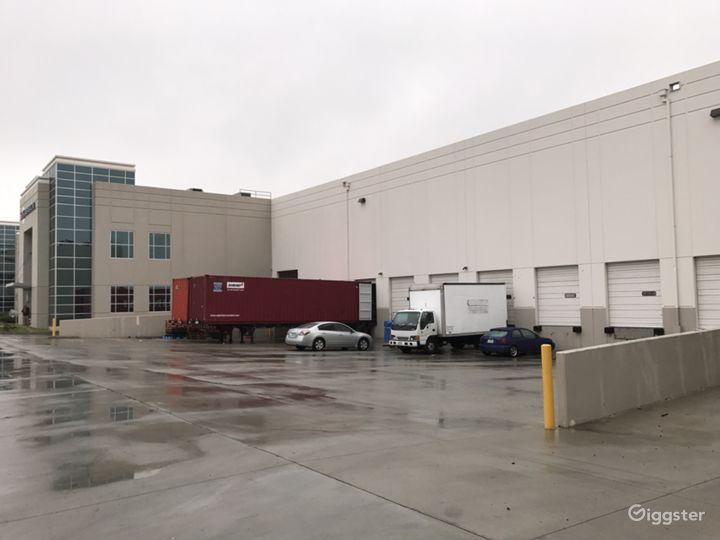 Warehouse Yard in South Bay