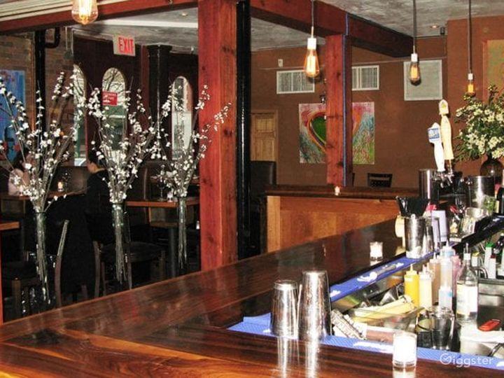 Authentic Restaurant in New York Photo 4
