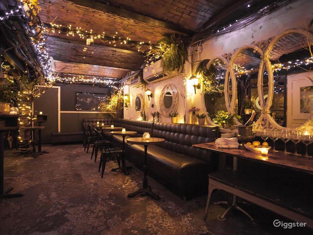 Authentic Restaurant in New York Photo 1