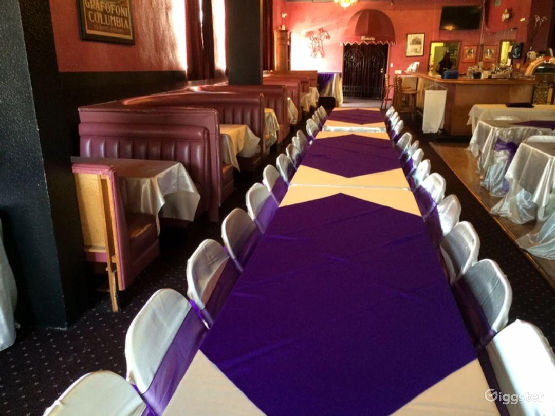 Uptown Whittier Event Hall Photo 1