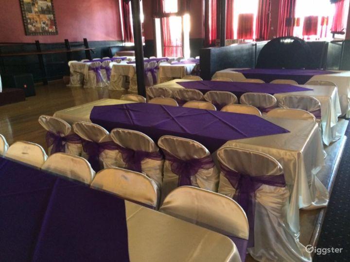 Uptown Whittier Event Hall Photo 3