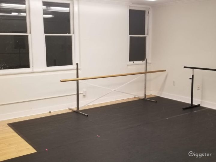 Large Studio with Elegant Charm and Smaller Studio Photo 4