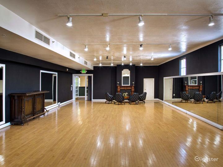 Large Studio with Elegant Charm and Smaller Studio Photo 2