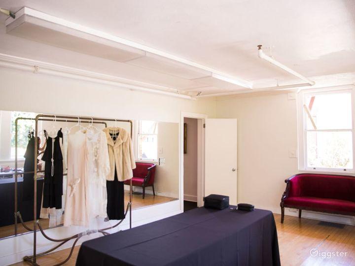 Large Studio with Elegant Charm and Smaller Studio Photo 3