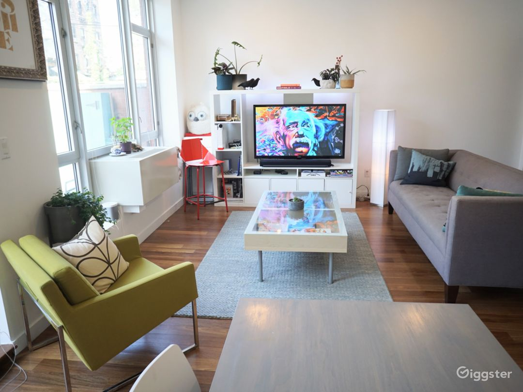Modern Brooklyn apartment: Location 5121 Photo 1