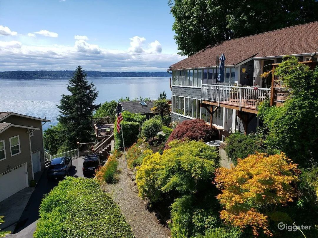 Private, Secluded, Spectacular View in Washington Photo 1