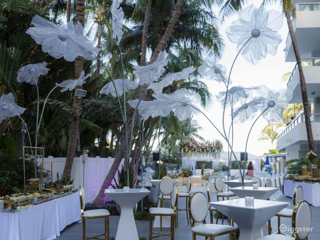 Garden Deck in Miami Beach Photo 1