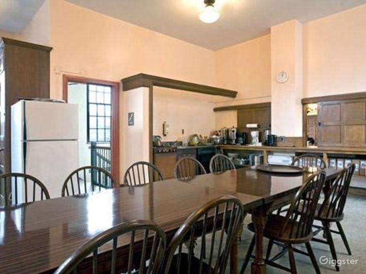 Guild Room's Kitchen