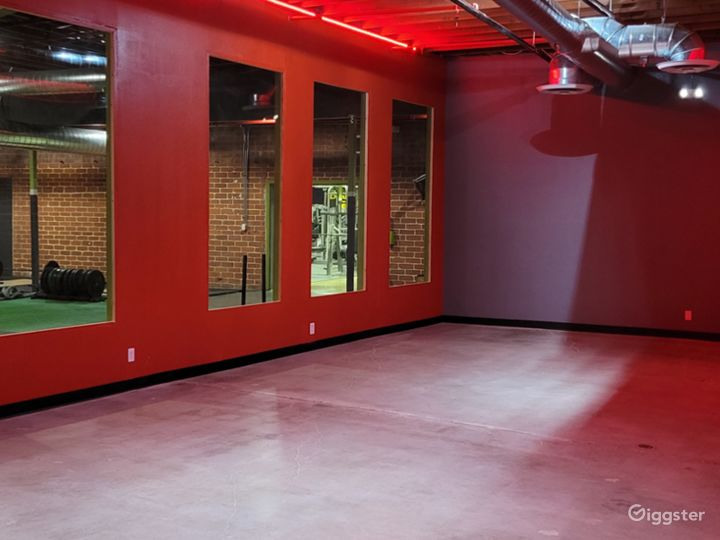 Well-Equipped Cardio Kickboxing Area Photo 2