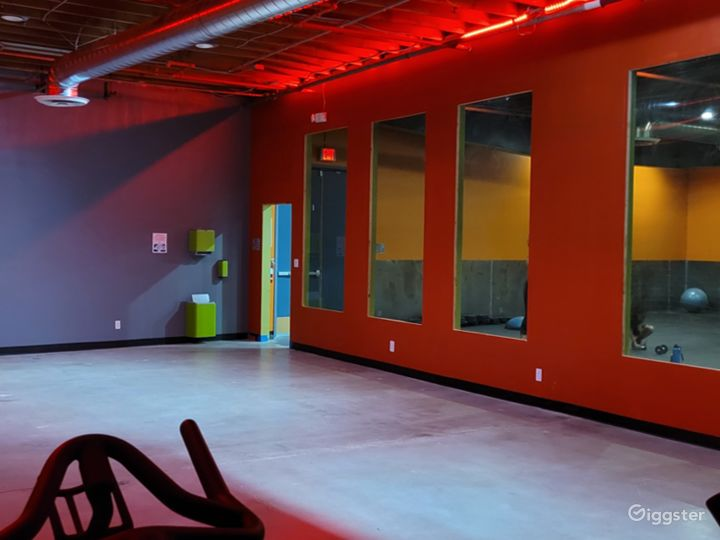 Well-Equipped Cardio Kickboxing Area Photo 3