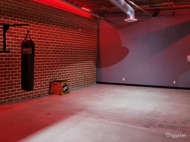 Well-Equipped Cardio Kickboxing Area Photo 4