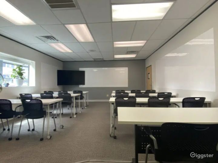 Smart Meeting Space 4 In Austin Photo 2