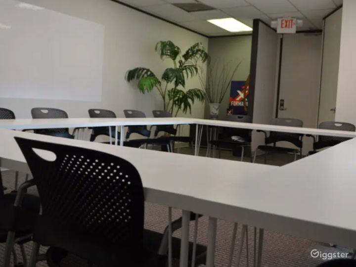 Smart Meeting Space 4 In Austin Photo 5