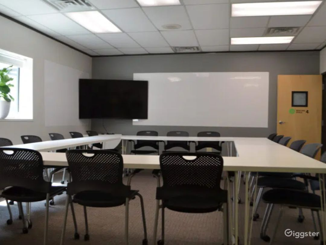 Smart Meeting Space 4 In Austin Photo 1
