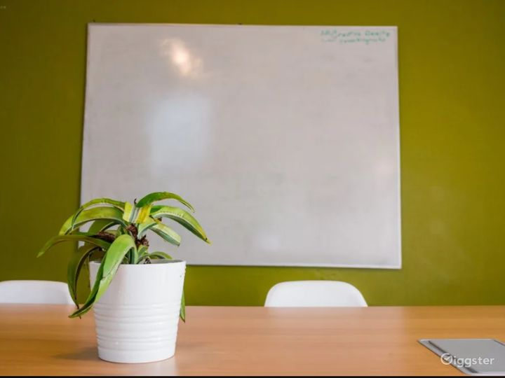 Comfortable Uptown Conference Room Photo 2