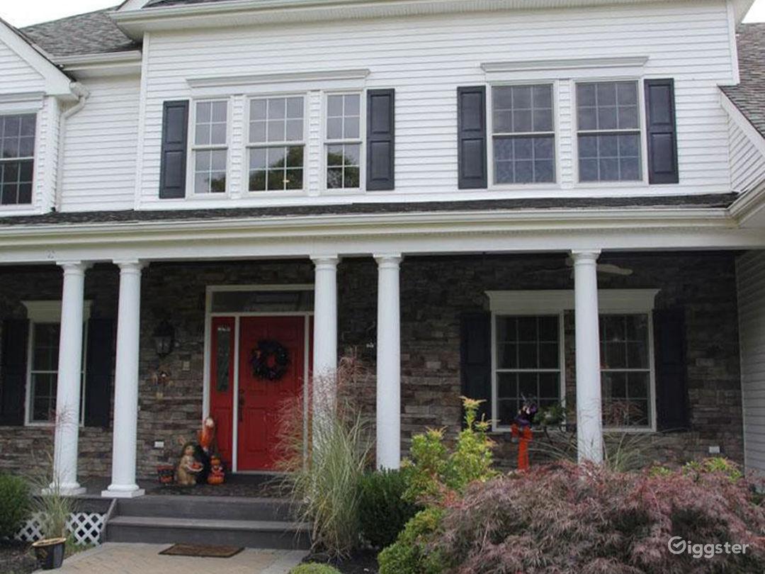 Big house mountain top estate -- Morris County NJ Photo 2