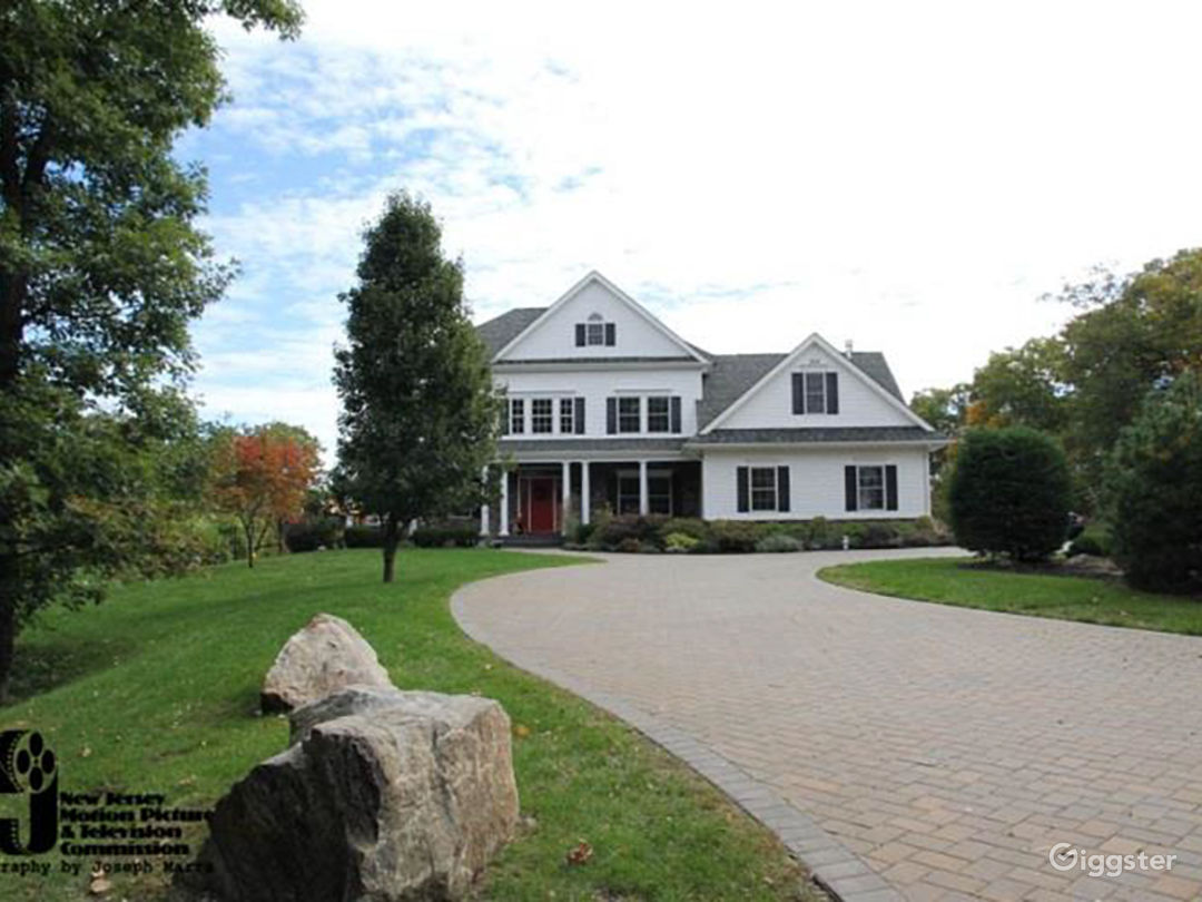 Big house mountain top estate -- Morris County NJ Photo 1
