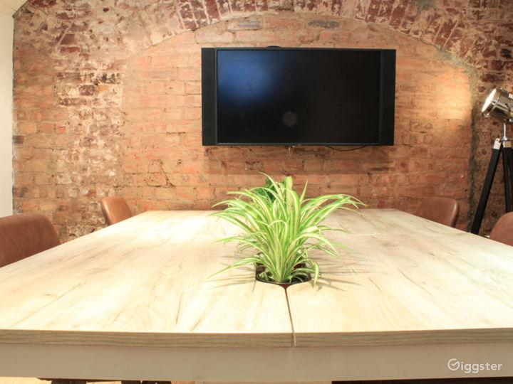 Meeting Room in Central London near London Eye Photo 5